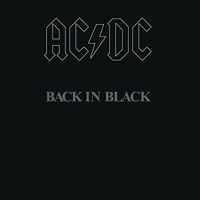 AC/DC - Back In Black    - DIGI CD NEU