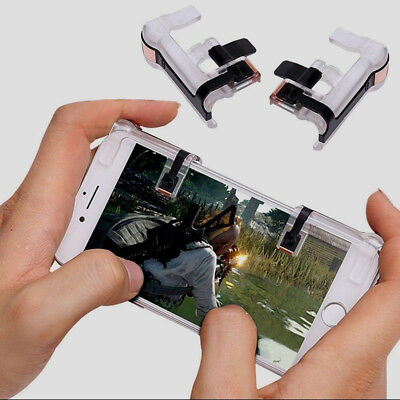 Gaming Trigger Phone Game Mobile Controller Gamepad for Android IOS iPhone PUBG