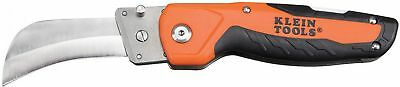 Klein Tools 2.5 in. Cable Skinning Utility Knife with Replaceable Blade New.
