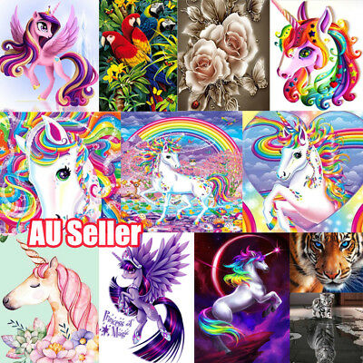 Full Drill DIY 5D Diamond Painting Embroidery Cross Craft Stitch Kit Decor Craft