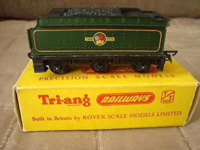 Triang  Tri-ang TT scale T92 Tender for Castle Class loco. as new in box (1)