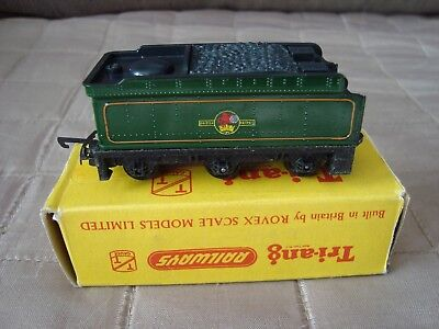 Triang  Tri-ang TT scale T92 Tender for Castle Class loco. as new in box (2)