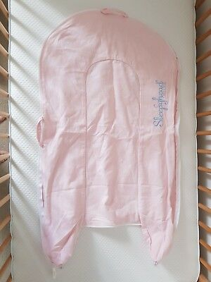 Sleepyhead Deluxe Spare Cover in Strawberry (Pink) - very good condition