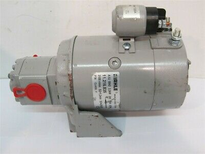 Mahle 11.216.835, Hydraulic Pump Assembly