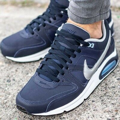 NIKE AIR MAX COMMAND LEATHER sneaker chaussures hommes sport loisir  749760-401