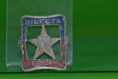 Vintage bicycle - Tablet Logo of the manufacturer-Dilecta le blanc -4664