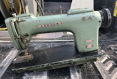 CONSEW 220 Industrial Sewing Machine Head