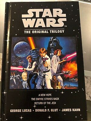 Star Wars The Original Trilogy Book