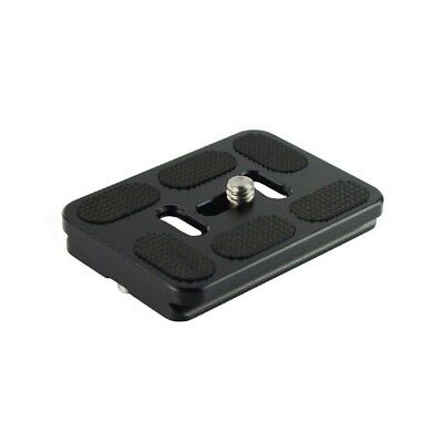 (60mm Plate) - Harwerrel Universal 60mm Quick Release Plate Fits Arca-Swiss
