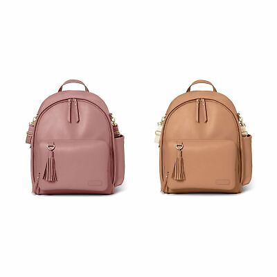 Skip Hop Baby Greenwich Simply Chic Nappy Changing Backpack / Rucksack / Bag