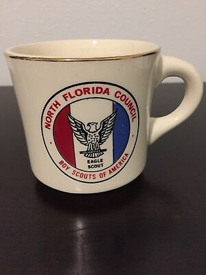 Boy Scouts North Florida Council Eagle Scout Coffee Mug