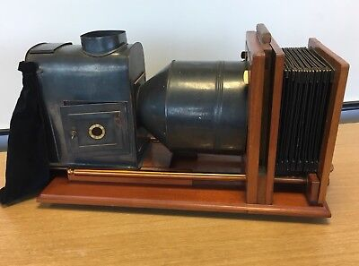 Optimus Perkin, Son & Co. Magic Lantern