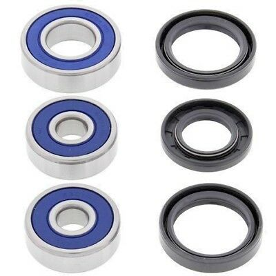 Yamaha RT100 1990-2000 Rear Wheel Bearings And Seals