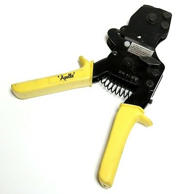 """Apollo PEX One Hand Pinch Cinch Clamp Tool 3/8""""-1"""" ASTM F-2098"""