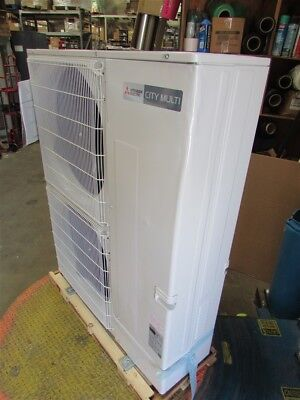 Mitsubishi City Multi Split-System Heat Pump Model PUMY-P48NKMU1