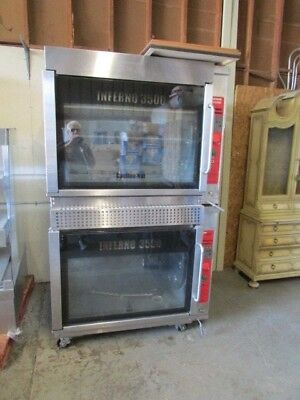 Hardt Inferno 3500 Double Stack Rotisserie With Skewers
