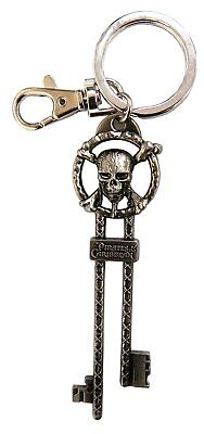 Key Chain - Pirate of the Caribbean - Master Key Pewter/Metal 85814