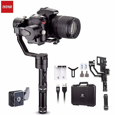 ZHIYUN Crane V2 Gimbal Handheld 3-Axis Stabilizer For Mirrorless Cameras DSLR