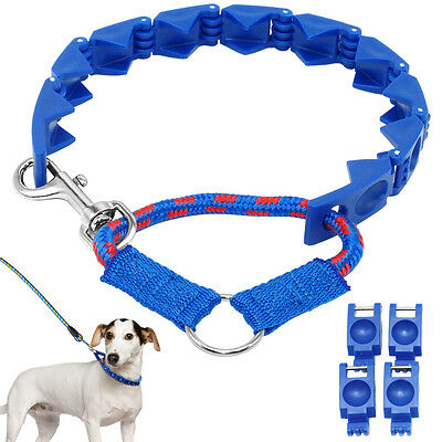 Don Sullivan Perfect Dog Command Collar Training Pets Prong Choke W/ dvd