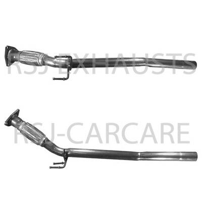 EXHAUST LINK PIPE VAUXHALL INSIGNIA Mk I 69 Saloon 1.8 2008-07-/> 2017-05 A