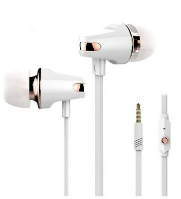 JM23 Wired Stereo Earphones Handsfree With Mic For Xiomi Android Phones Earphone