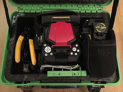 INNO IFS-15s Fusion Splicer and Cleaver 1025 ARCS