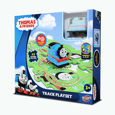 Thomas The Tank Engine Tile Track Play Set - Suitable From 3 Years