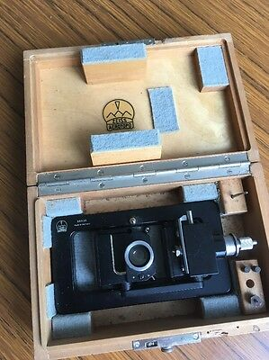 Zeiss Aerotopo Lens 50830 And Box Used Condition