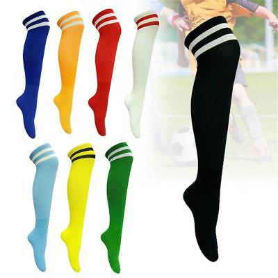 Premium Football Plain Socks Rugby Hockey Soccer Free Delivery Mens Womens Kids