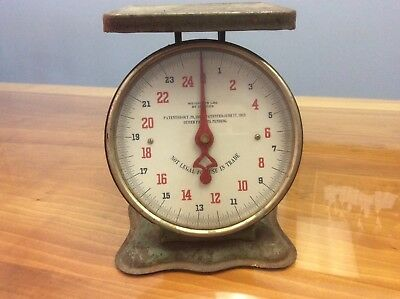 Vintage 25# Family Scale 1912/1913