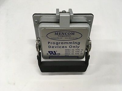 Mencom Programming Device Receptacle Outlet 23521