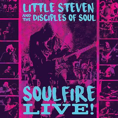 Little Steven & The Disciples of Soul - Soulfire Live! (3CD)