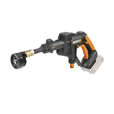 WORX WG629E.9 18V (20V MAX) Cordless Hydroshot Pressure Cleaner - BODY ONLY