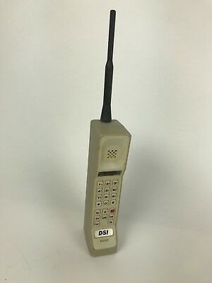 Dummy Cell Phone From 1990's -Not A Working Phone! Similar To DynaTac