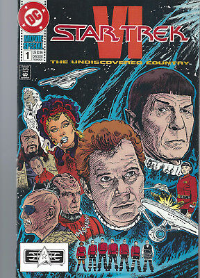 STAR TREK VI The undiscovered Country US - A DC Movie Special - Film Adaption 92