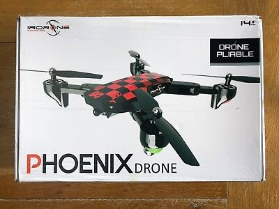 IRDRONE - Phoenix Drone **BNB** Never used, flown, etc!