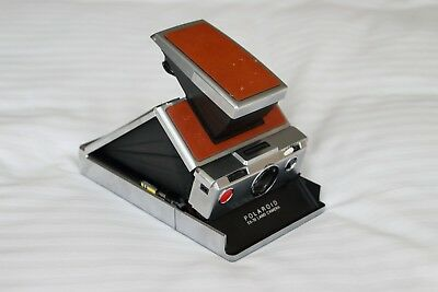 Polaroid SX-70 Instant Camera (Tested & Fully Functional)