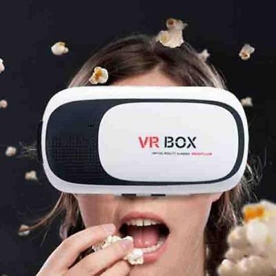 Universal VR BOX Virtual Reality 3D VR Glasses with Bluetooth Controller