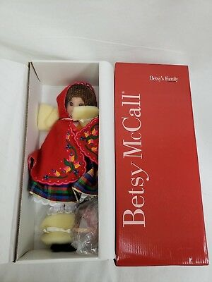 "NIB - RED RIDING HOOD 14"" Dressed Doll Betsy McCall Tonner"