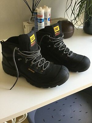 mens steel toe cap work boots size 11