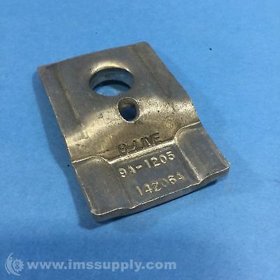 B Line 9A-1205 Cable Tray Clamp/guide, Length: 2-1/4 Inch Usip