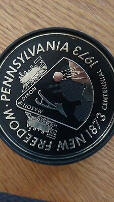 New Freedom Pa. Centennial Coasters(5)