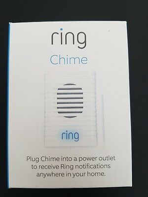 RING Chime (Pairs with the Ring Video Doorbell)