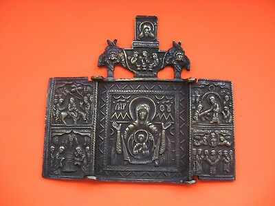 Russian Orthodox Icon.
