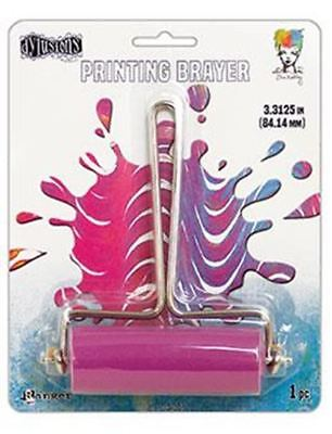 Ranger - Dylusions - Gel Plate Printing Brayer - 3.125IN | 84.14mm (Jet60000)