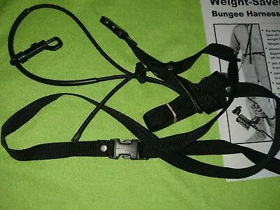 metal detector harness