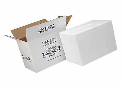 POLAR TECH 209C Insulated Shipping Bio Foam /& Carton 1-5 Day