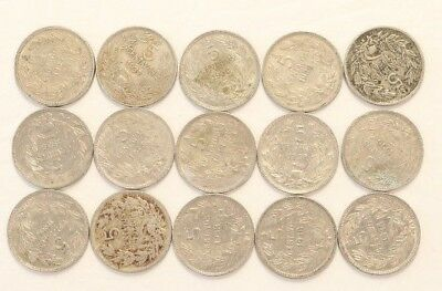 5 Centavos Chile 1928-1938 Coin Lot Of 15 Foreign World Combined Shipping D97