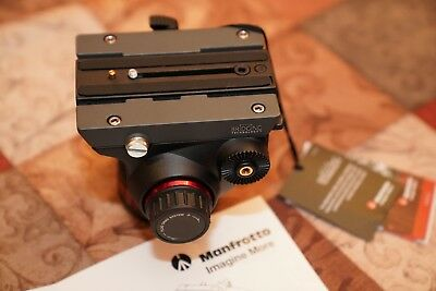 Manfrotto MVH502AH Pro Video Head with Flat Base