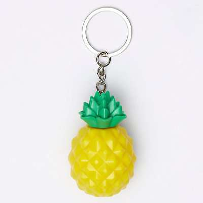 City Beach GET IT NOW Pineapple Keyring